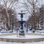 El desafío climático: el invierno en Francia