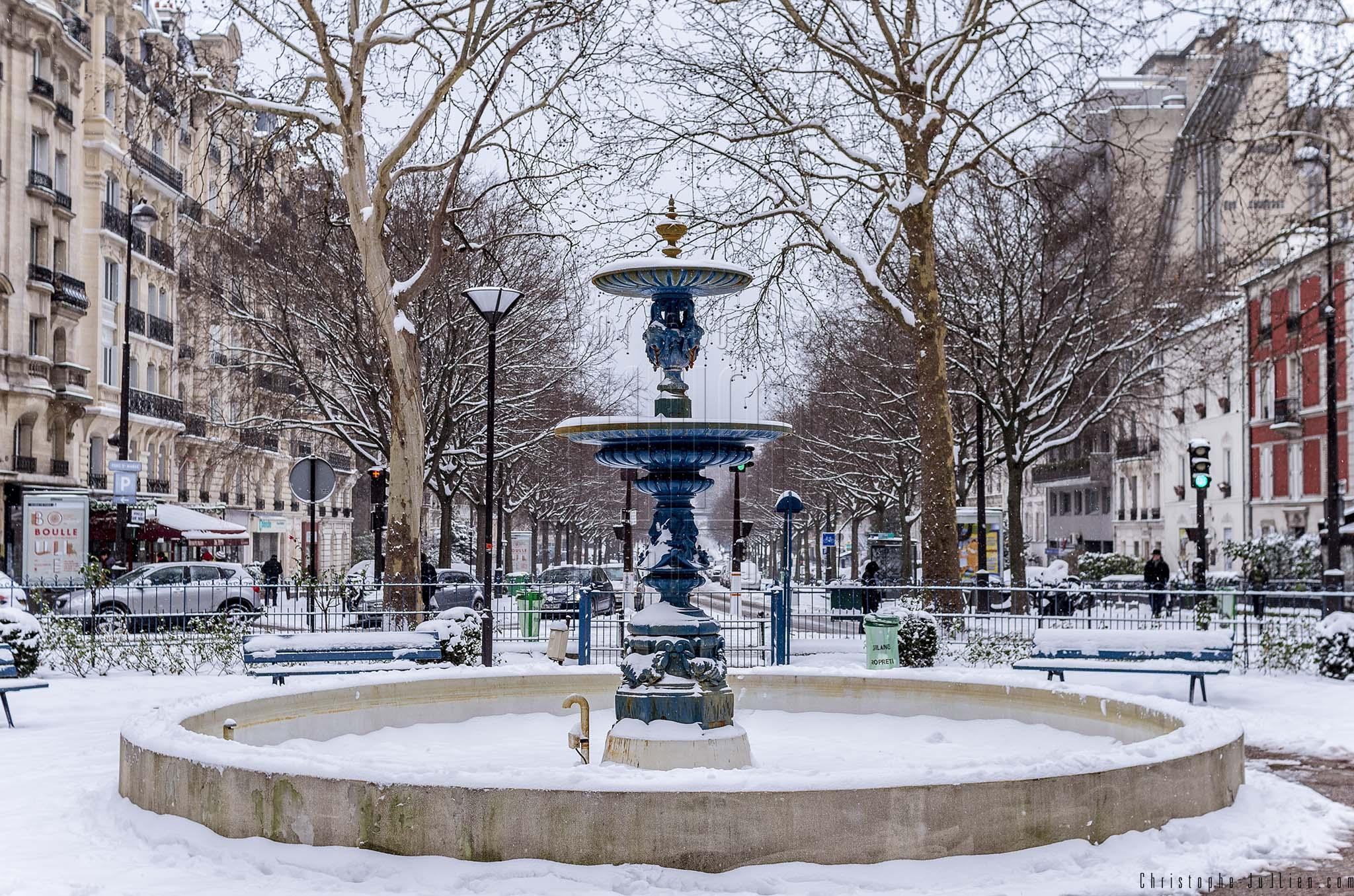 El desaf o clim tico el invierno en francia les e - Raine des neige ...