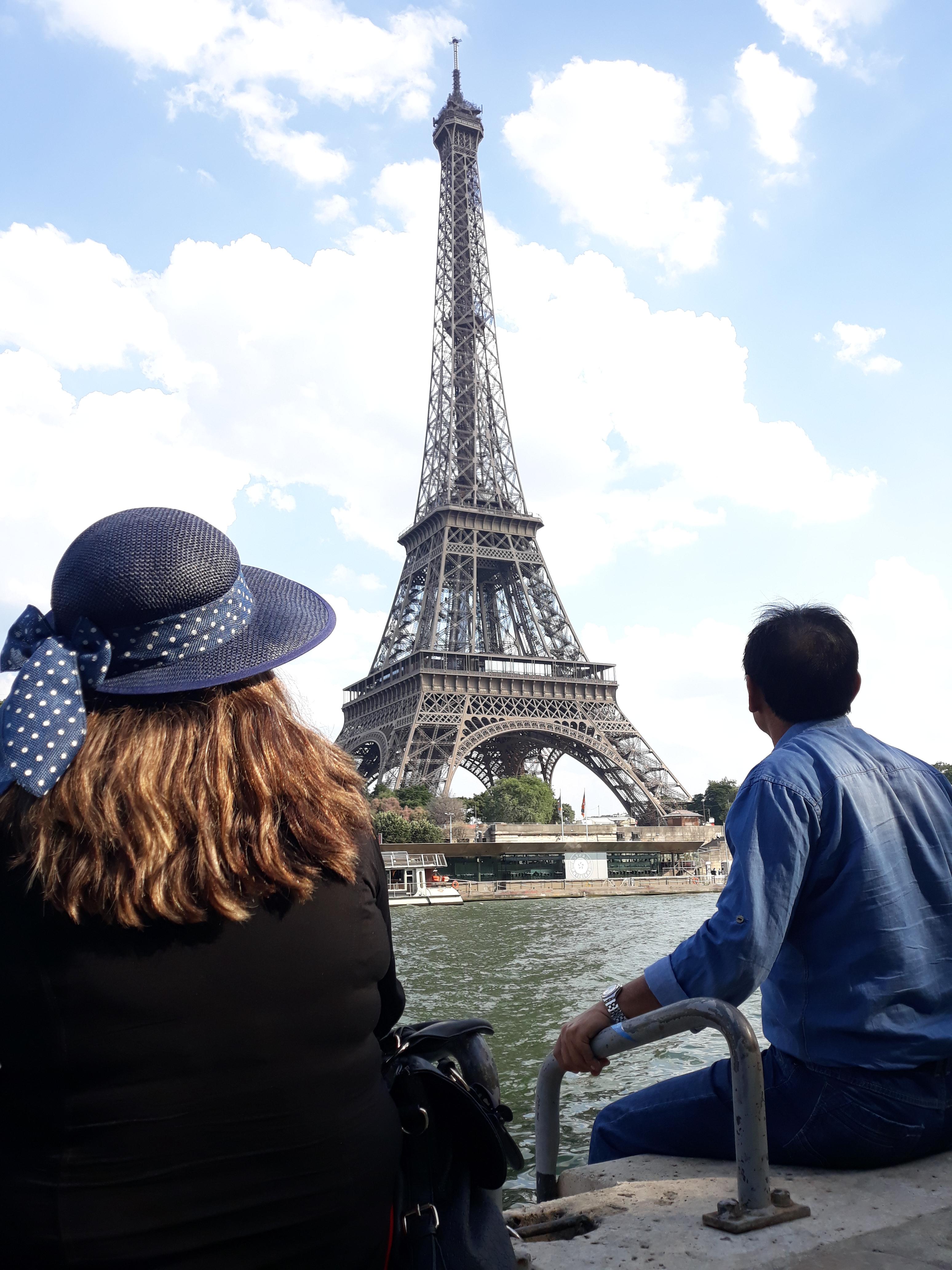 Au pied de la Seine