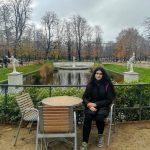 Autumn in the Tuileries Garden