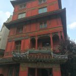 Une pagode chinoise au cœur de Paris