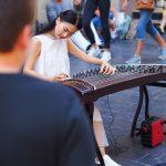 Voyager avec le Guzheng