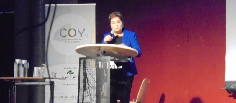 Mme. Patricia Espinoza